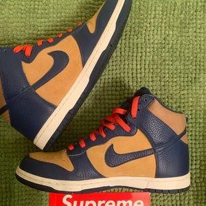 Nike Dunk Hi Size 11 RARE pair